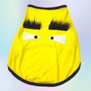 Yellow Quirky T-Shirt