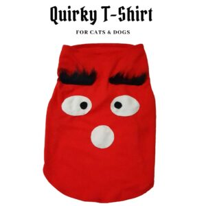 Red Quirky T-Shirt